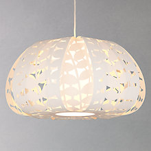 Buy John Lewis Ava Botanical Pendant Online at johnlewis.com