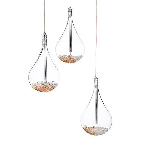 Buy John Lewis Sebastian 3 Light Drop Ceiling Light Online at johnlewis.com