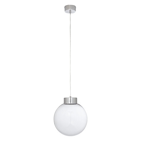 Buy John Lewis Xavier LED Glass Pendant Online at johnlewis.com