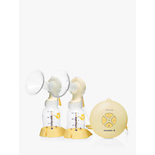 Buy Medela Swing Maxi Double Electric Breast Pump Online at johnlewis.com