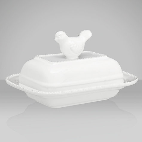 Buy Brissi Bird Butter Dish Online at johnlewis.com