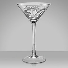 Buy Brissi Liberty Martini Glass Online at johnlewis.com