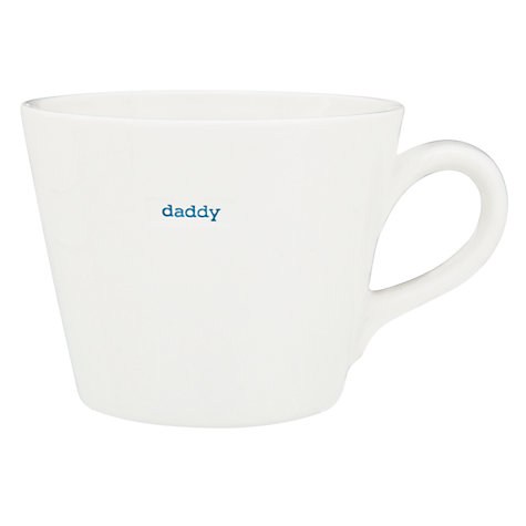 Buy Keith Brymer Jones Word Daddy Mug Online at johnlewis.com
