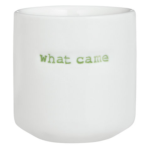 Buy Keith Brymer Jones Word Eggcups Online at johnlewis.com