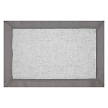 Buy John Lewis Chalfont Linen Placemat Online at johnlewis.com
