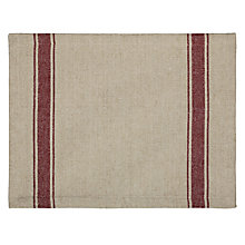 Buy John Lewis Rural Stripe Placemat, Set of 2 Online at johnlewis.com