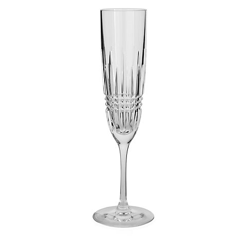 Buy Waterford Lismore Diamond Flute, Set of 2 Online at johnlewis.com