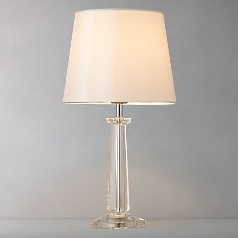 Buy John Lewis Flora Crysal Table Lamp Online at johnlewis.com
