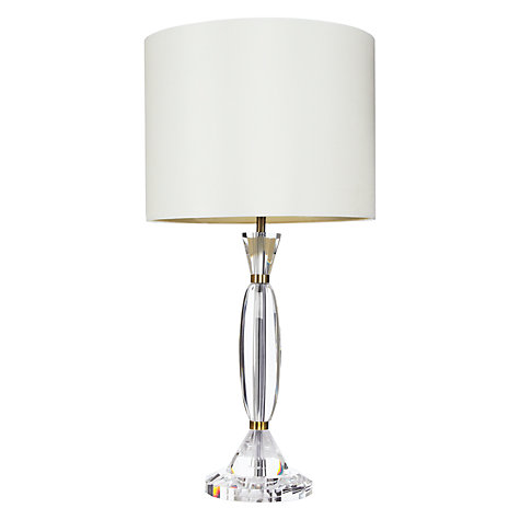 Buy John Lewis Hermione Crystal Table Lamp Online at johnlewis.com