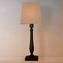 Buy John Lewis Delilah Touch Table Lamp, Bronze Online at johnlewis.com