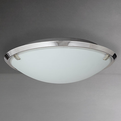 Buy John Lewis Truman Large Style Bathroom Flush Light Online at johnlewis.com
