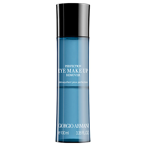 Buy Giorgio Armani Perfect Eye Makeup Remover, 100ml Online at johnlewis.com