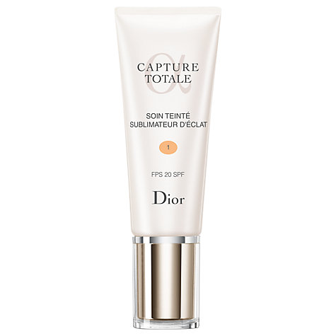 Buy Dior Capture Totale Tinted Moisturiser, 30ml Online at johnlewis.com