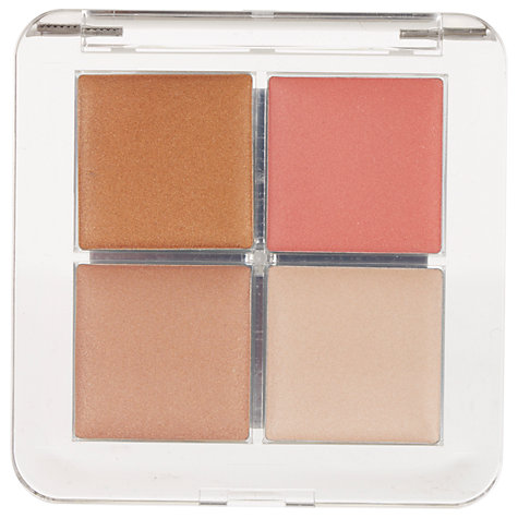 Buy TOPSHOP Face Palette, Pinks Online at johnlewis.com