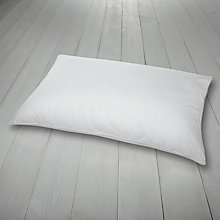 Buy John Lewis Silk Soft Pillow, Soft/Medium Online at johnlewis.com