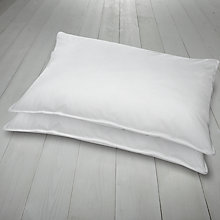 Buy John Lewis Premium Synthetic Pillows, Pair Online at johnlewis.com