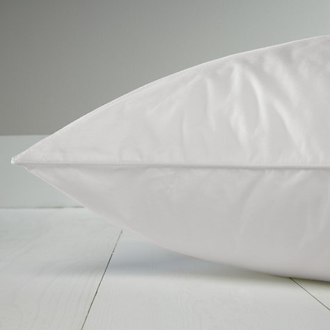 Buy John Lewis Sleep Solution Front Sleeper Standard Pillow, Soft Online at johnlewis.com