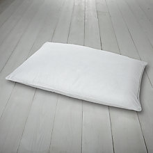 Buy John Lewis New Fine European Duck Down Standard Pillow, Medium Online at johnlewis.com
