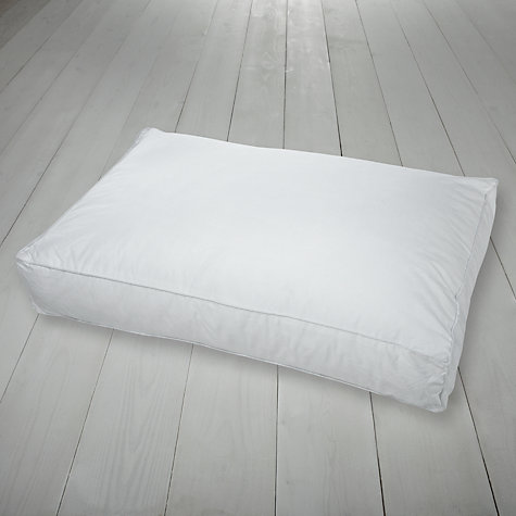 Buy John Lewis Sleep Solution Side Sleeper Standard Pillow, Medium Online at johnlewis.com