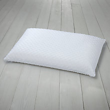 Buy John Lewis Super Soft Latex Standard Pillow, Medium Online at johnlewis.com