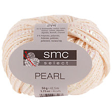 Buy SMC Pearl Yarn Online at johnlewis.com