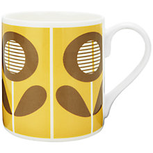 Buy Orla Kiely Box Flower Mug Online at johnlewis.com