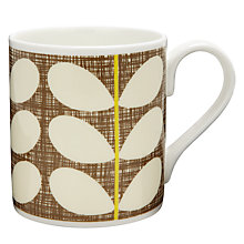 Buy Orla Kiely Scribble Stem Mug Online at johnlewis.com