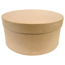 Buy Decopatch Round Hat Boxes, Pack of 3 Online at johnlewis.com
