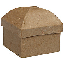 Buy Decopatch Square Box With Cover Online at johnlewis.com