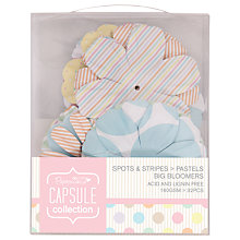 Buy Docrafts Papermania Capsule Collection Pastel Big Bloomers, Pack of 32 Online at johnlewis.com