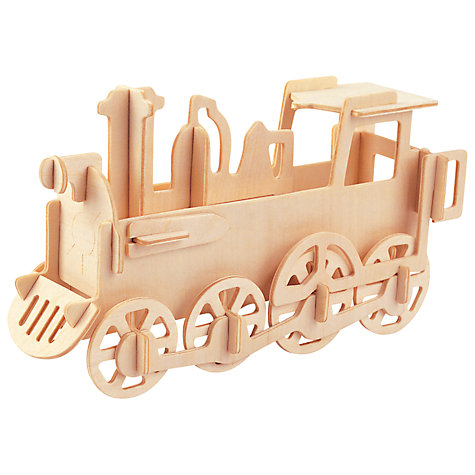 Buy Professor Puzzle Train Construction Kit Online at johnlewis.com