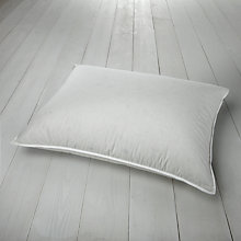 Buy John Lewis Anti Allergen Pyrenean Down Standard Pillow, Soft/Medium Online at johnlewis.com