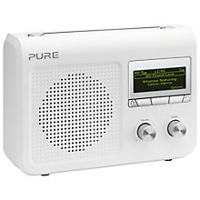 Buy Pure One Flow Portable DAB and Internet Digital Radio Online at johnlewis.com