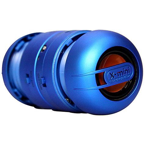 Buy XMI X-Mini Max Duo Portable Rechargeable Capsule Speaker Online at johnlewis.com