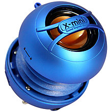 Buy XMI X-Mini Uno Portable Rechargeable Capsule Speaker Online at johnlewis.com