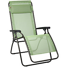 Buy La Fuma R Clip Outdoor Relaxer Chair Online at johnlewis.com