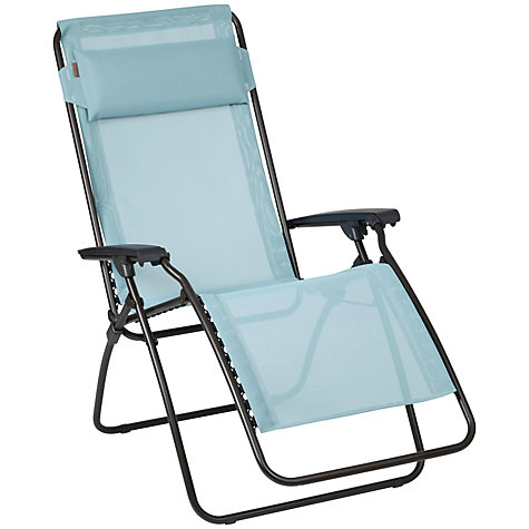 Buy Lafuma R Clip Outdoor Relaxer Chair Online at johnlewis.com