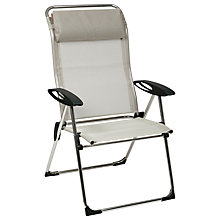Buy Lafuma Cham Elips XL Outdoor Recliner Chair Online at johnlewis.com