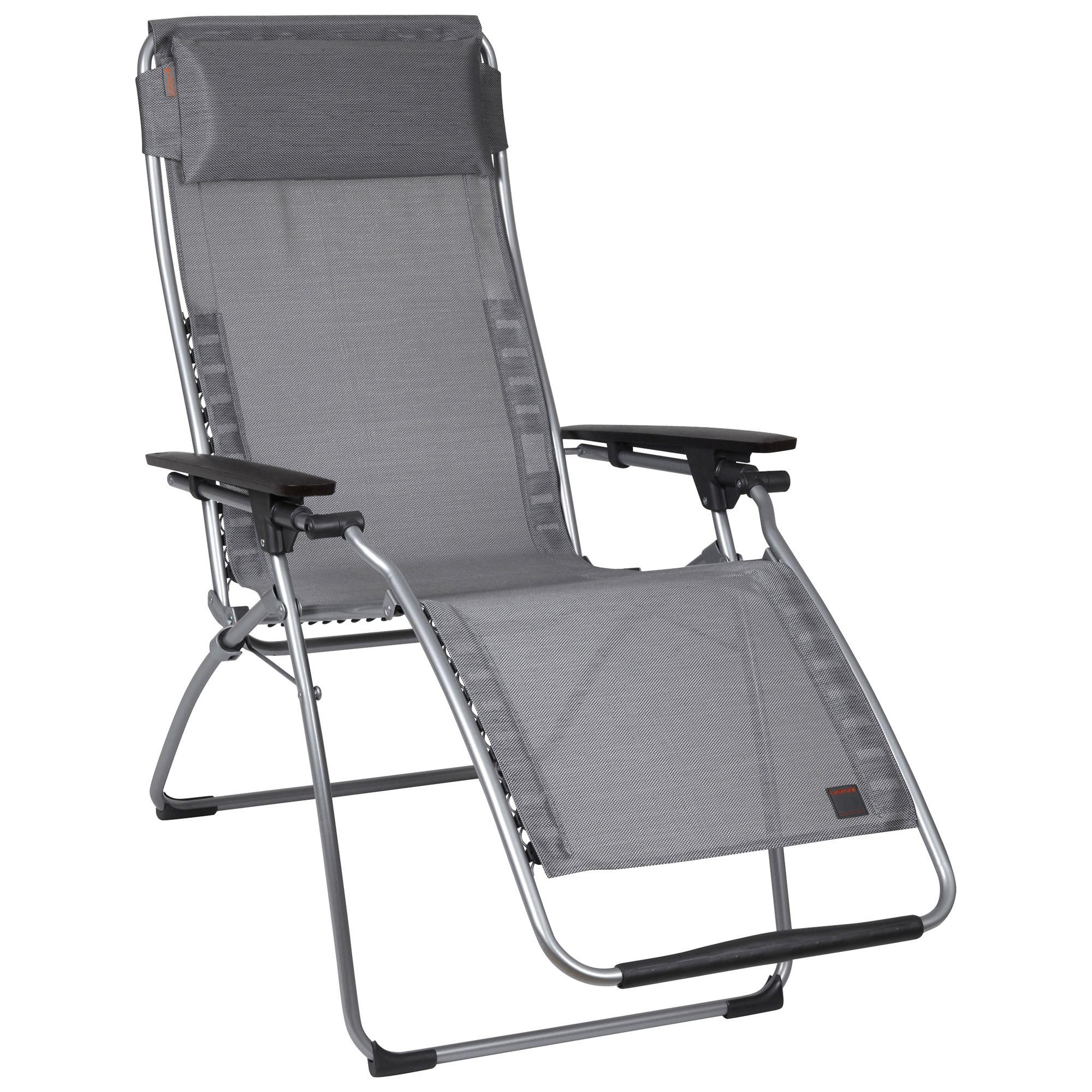 Lafuma Futura Outdoor Relaxer, Carbon