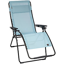 Buy Lafuma Futura XL Sunlounger Online at johnlewis.com