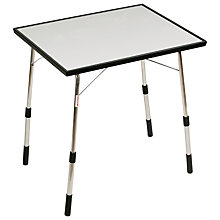 Buy Lafuma Louisane 2-Seat Outdoor Folding Table, Carbon Online at johnlewis.com