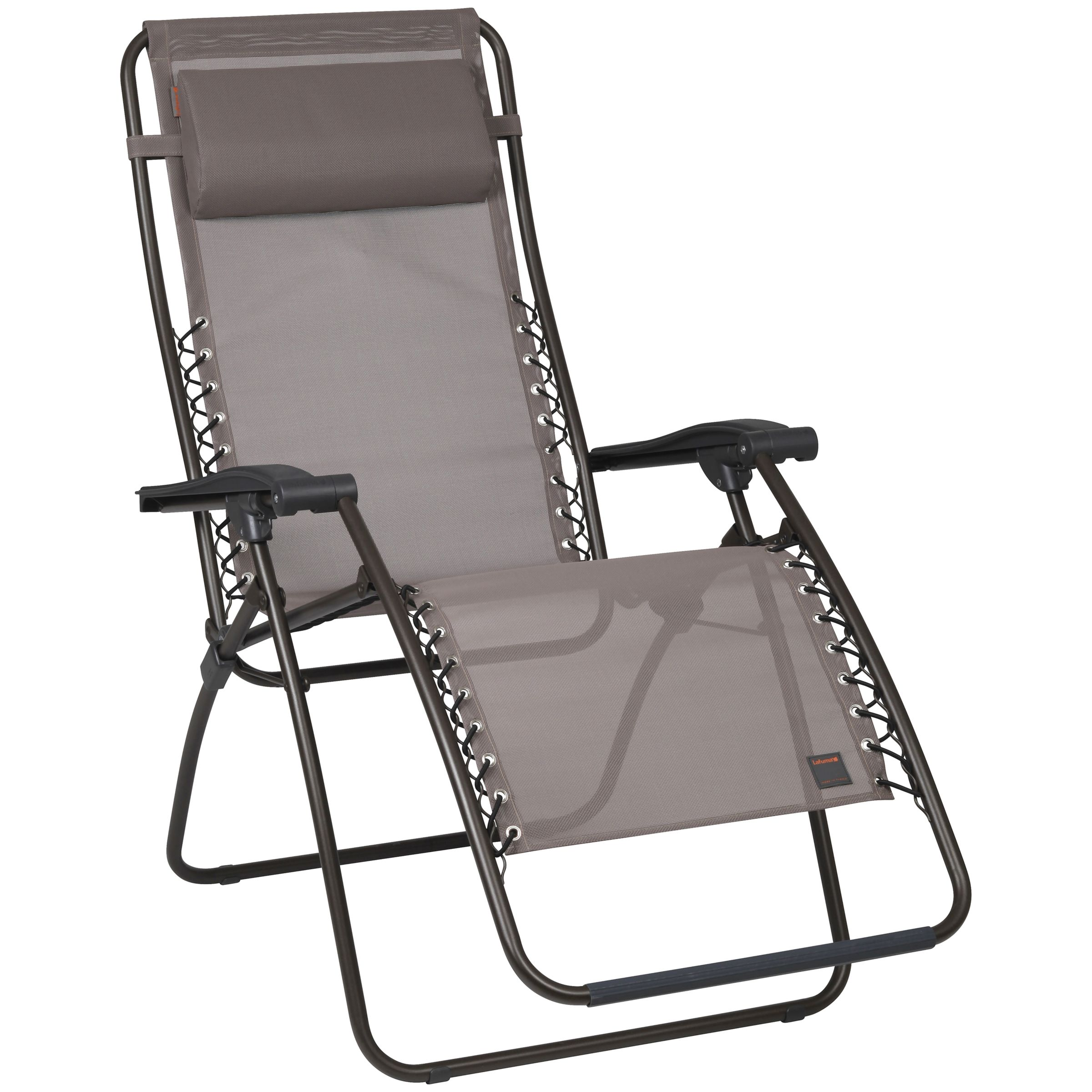 Lafuma RSXA Relaxer Chair, Ecorce