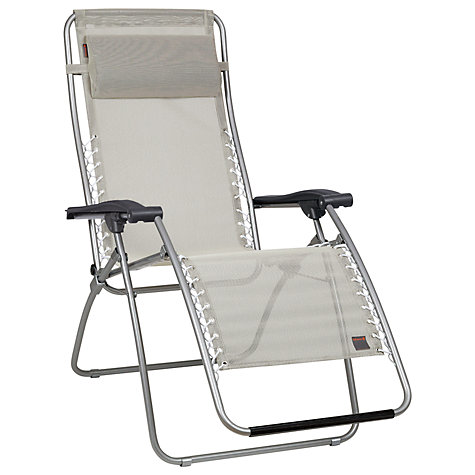 Buy Lafuma RSXA Relaxer Chair Online at johnlewis.com