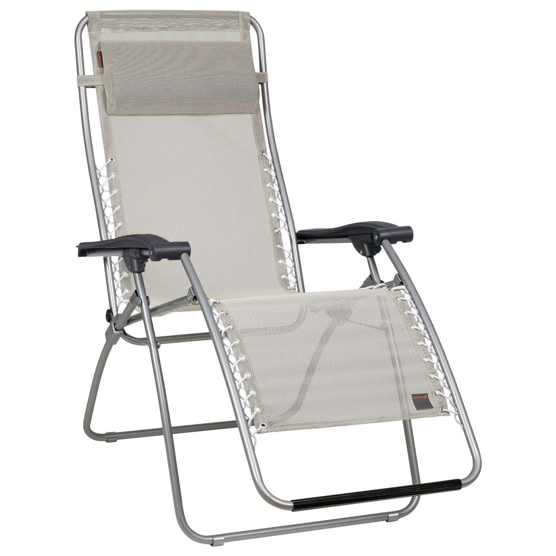 Lafuma RSXA Relaxer Chair, Seigle
