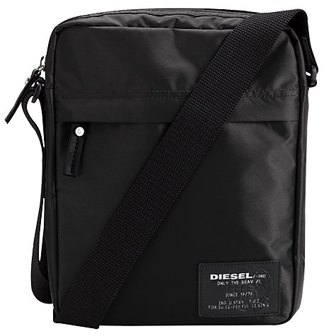 Buy Diesel Dazzle Flight Bag Online at johnlewis.com