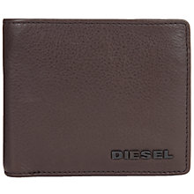 Buy Diesel Hiresh Leather Coin Wallet Online at johnlewis.com