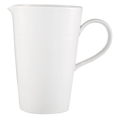 Buy Royal Doulton 1815 Pitcher, 1.8L, White Online at johnlewis.com