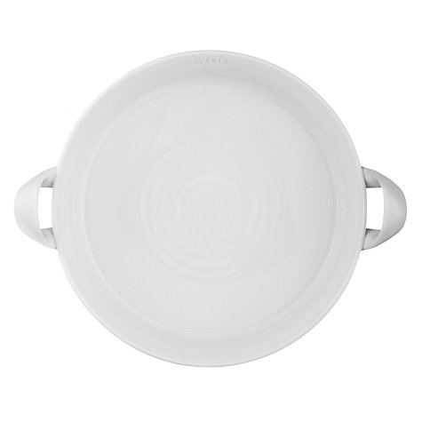 Buy Royal Doulton 1815 Serving Plate, Dia.21cm, White Online at johnlewis.com
