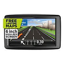 Buy TomTom Start 60 M GPS Navigation System, Free Lifetime UK & Republic of Ireland Maps Online at johnlewis.com