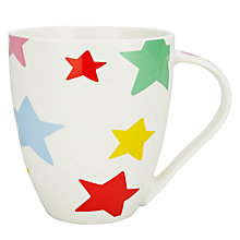 Buy Cath Kidston Stars Mug, 0.5L Online at johnlewis.com